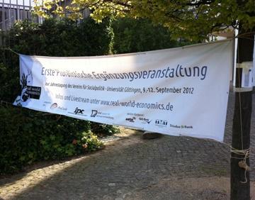 Ökonomentreffen in Göttingen (4)